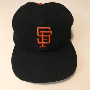 Vintage San Francisco Giants Baseball Snap Back